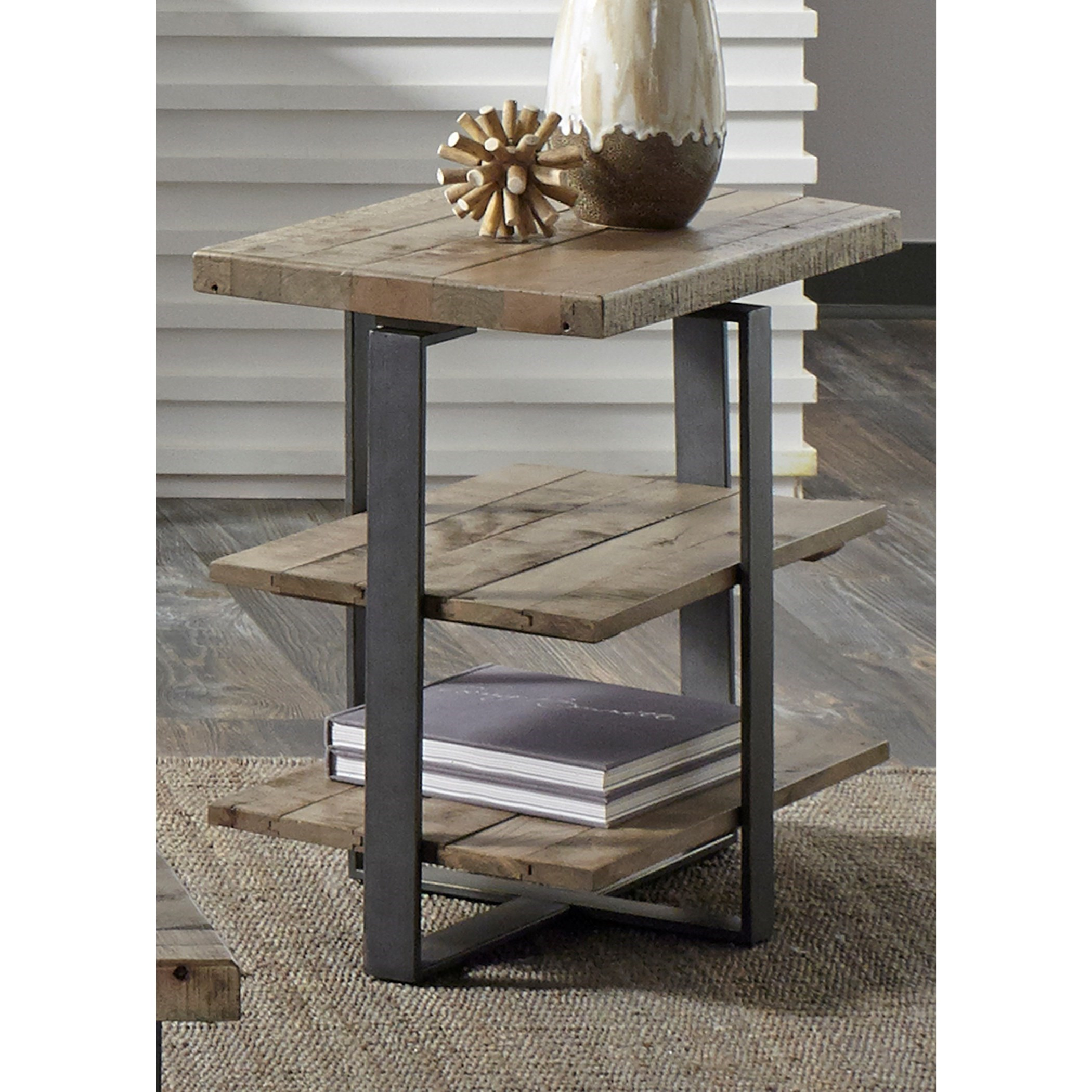 Liberty Furniture Baja Occasional Chair Side Table - Item Number: 214-OT1021