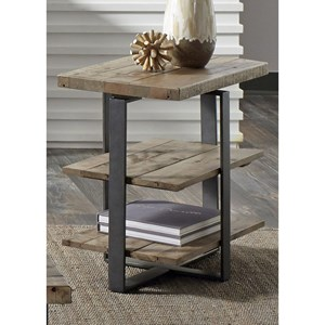 Liberty Furniture Baja Occasional Chair Side Table