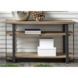 Liberty Furniture Baja Occasional Sofa Table