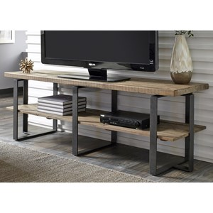 Liberty Furniture Baja Entertainment TV Console