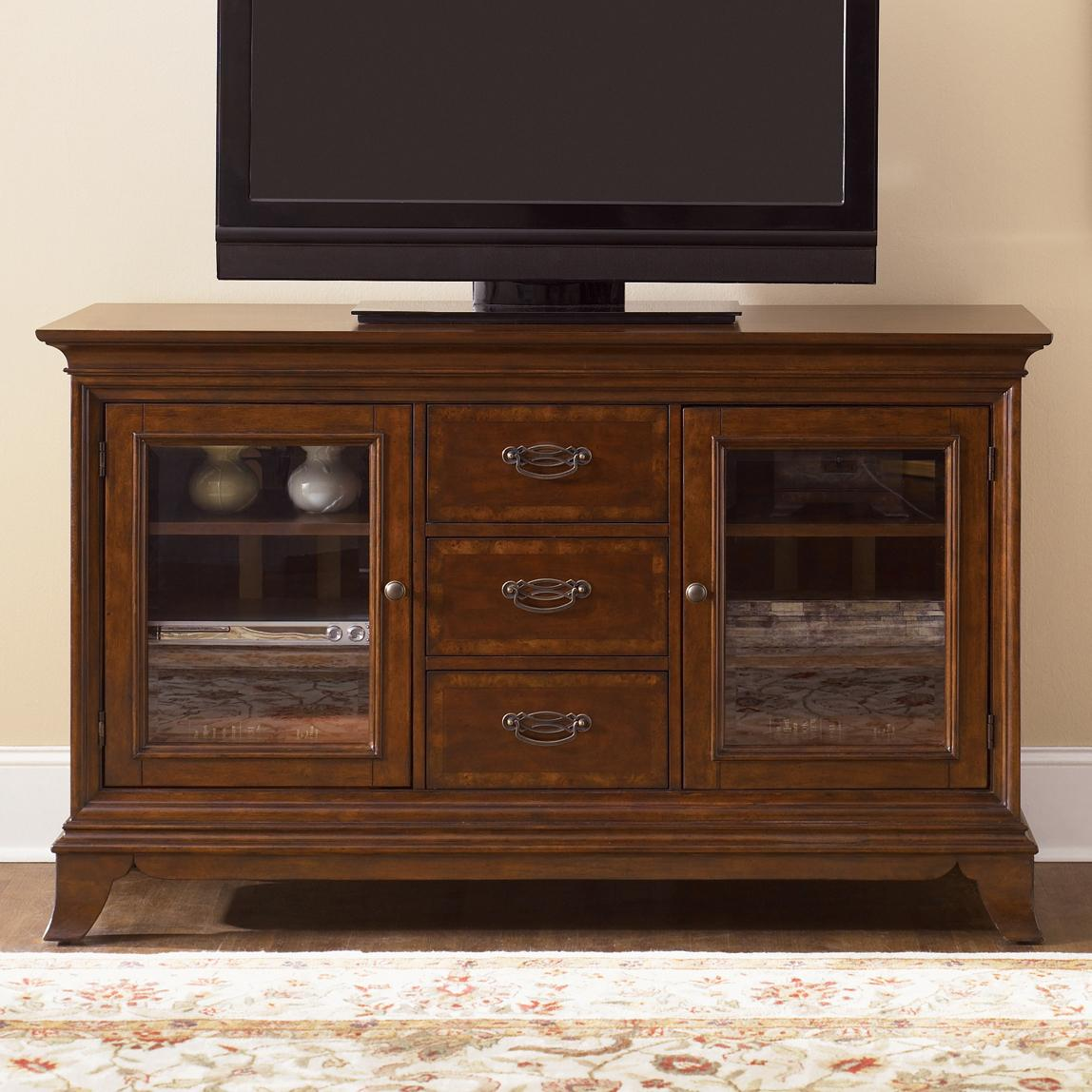Liberty Furniture Ballentine  TV Console - Item Number: 383-TV60