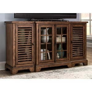 Liberty Furniture Bay Pointe Bay Pointe TV Console