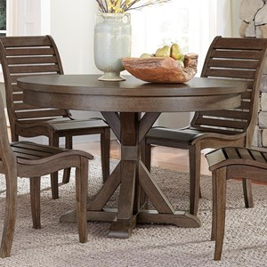 Liberty Furniture Bayside Round Dining Table