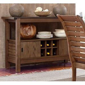 Liberty Furniture Bayside 2 Door Server