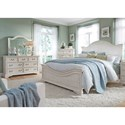 Liberty Furniture Bayside Bedroom Queen Bedroom Group - Item Number: 249-BR-QPBDM