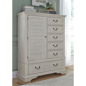 Liberty Furniture Bayside Bedroom Gentlemanu0027s Chest
