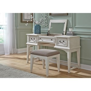 Liberty Furniture Bayside Bedroom Vanity