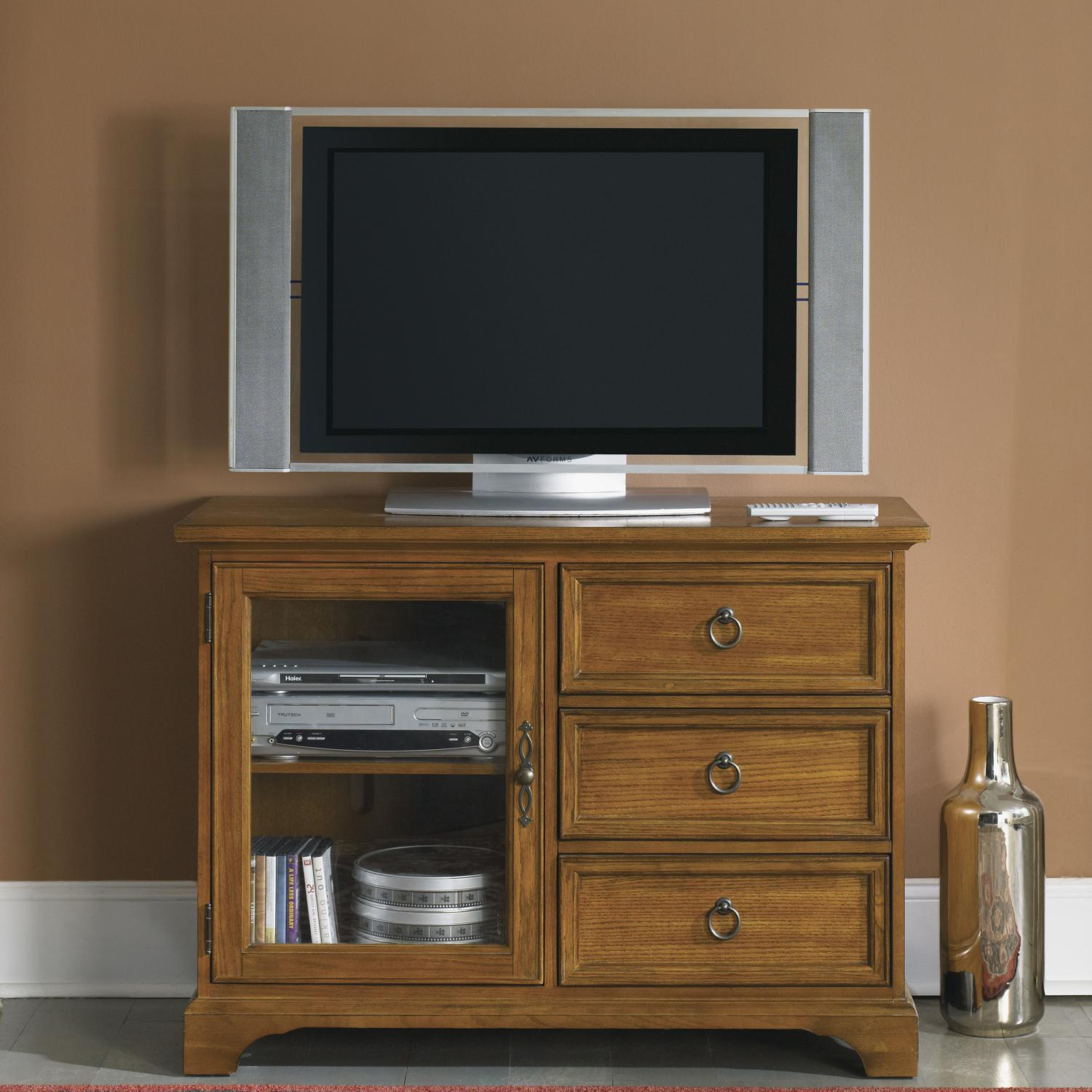 "Liberty Furniture Beacon 44"" TV Console - Item Number: 451-TV44"