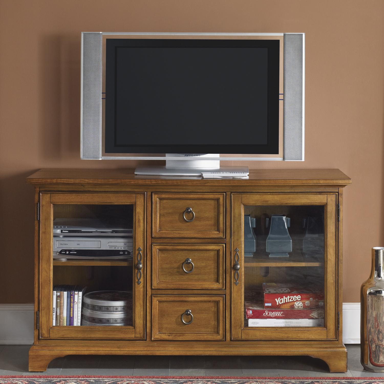 "Liberty Furniture Beacon 54"" TV Console - Item Number: 451-TV54"
