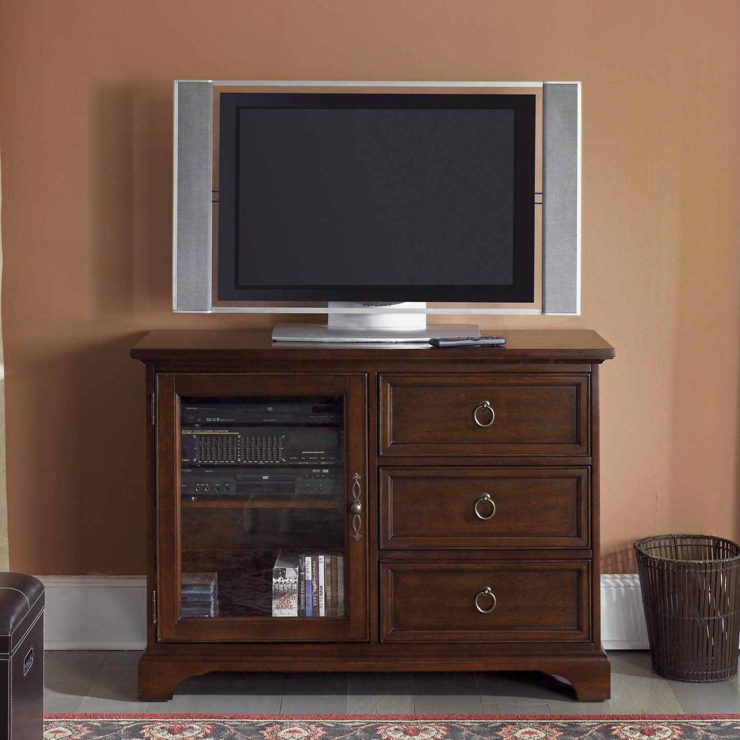 "Liberty Furniture Beacon 44"" TV Console - Item Number: 452-TV44"