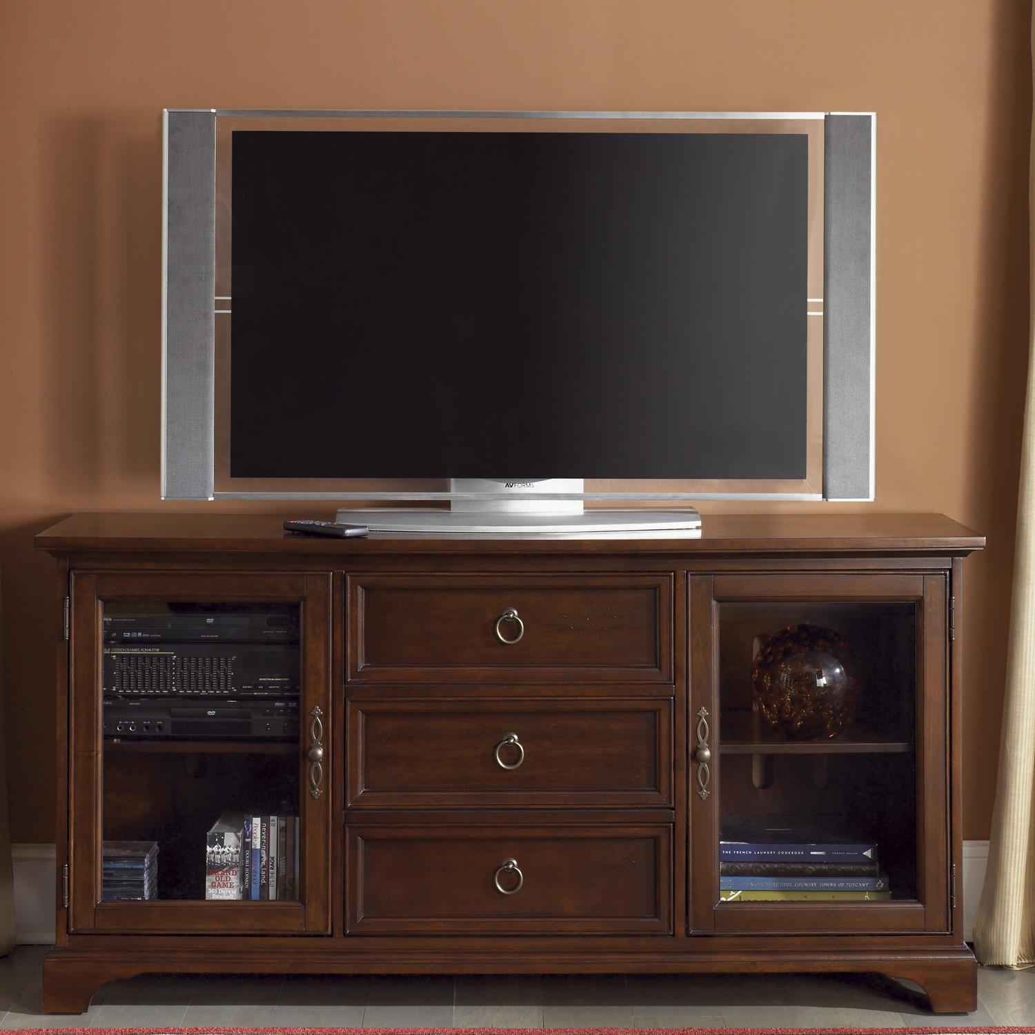 "Liberty Furniture Beacon 64"" TV Console - Item Number: 452-TV64"