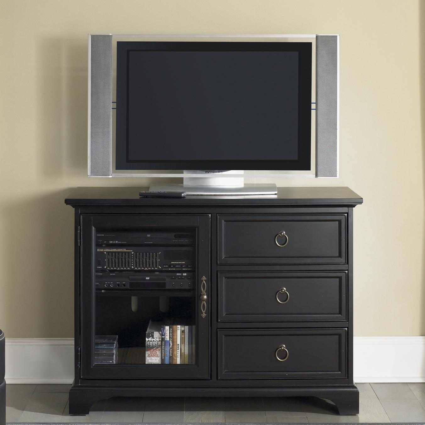 "Sarah Randolph Designs Beacon 44"" TV Console - Item Number: 453-TV44"