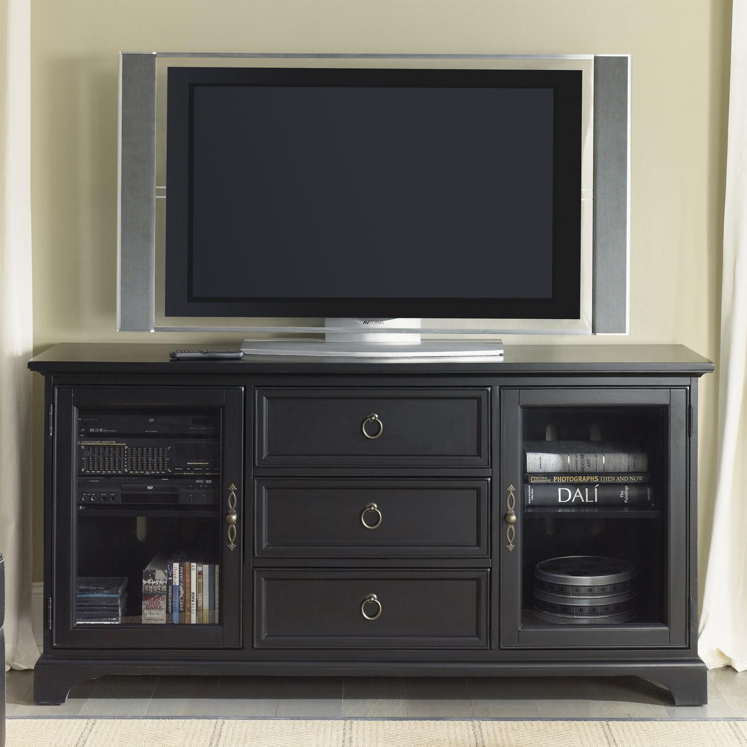 "Liberty Furniture Beacon 64"" TV Console - Item Number: 453-TV64"