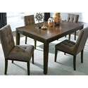 Liberty Furniture Belden Place Table and Chair Set - Item Number: 321-T4066+4xC6501