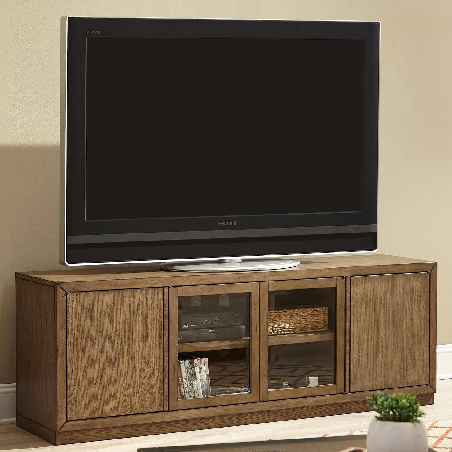 Liberty Furniture Bennett Point Entertainment TV Stand - Item Number: 463-TV68