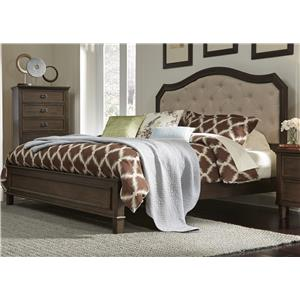 Liberty Furniture Berkley Heights Queen Panel Bed
