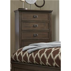 Liberty Furniture Berkley Heights 5 Drawer Chest