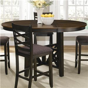 Liberty Furniture Bistro II Gathering Height Table