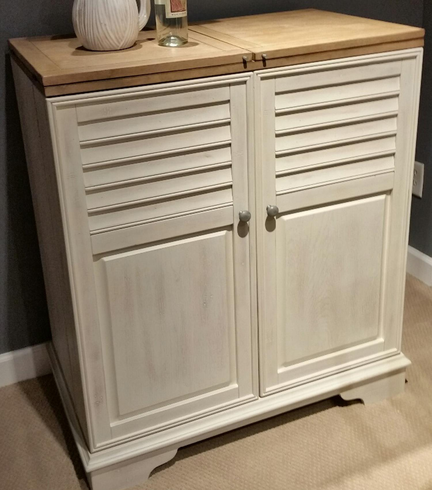 Liberty Furniture Point West Wine Cabinet - Item Number: 568-WC3842