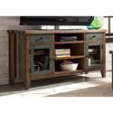 "Liberty Furniture Boho Loft 54"" TV Console - Item Number: 174-TV54"