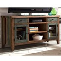 "Liberty Furniture Boho Loft 54"" TV Console - Item Number: 174-TV54"