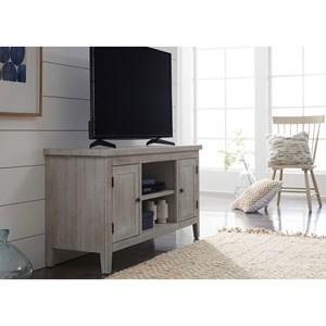 "Liberty Furniture Boho Loft 54"" TV Console"