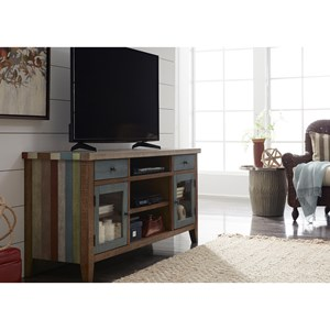 "Liberty Furniture Boho Loft 60"" TV Console"