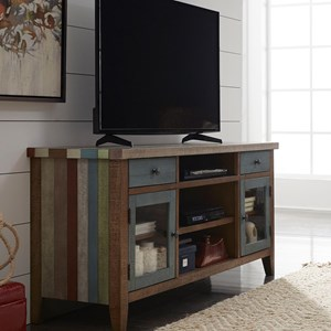 "Liberty Furniture Boho Loft 60"" TV Console"
