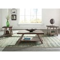 Liberty Furniture 28-OT 3 Pack Occasional Tables - Item Number: 28-OT3000