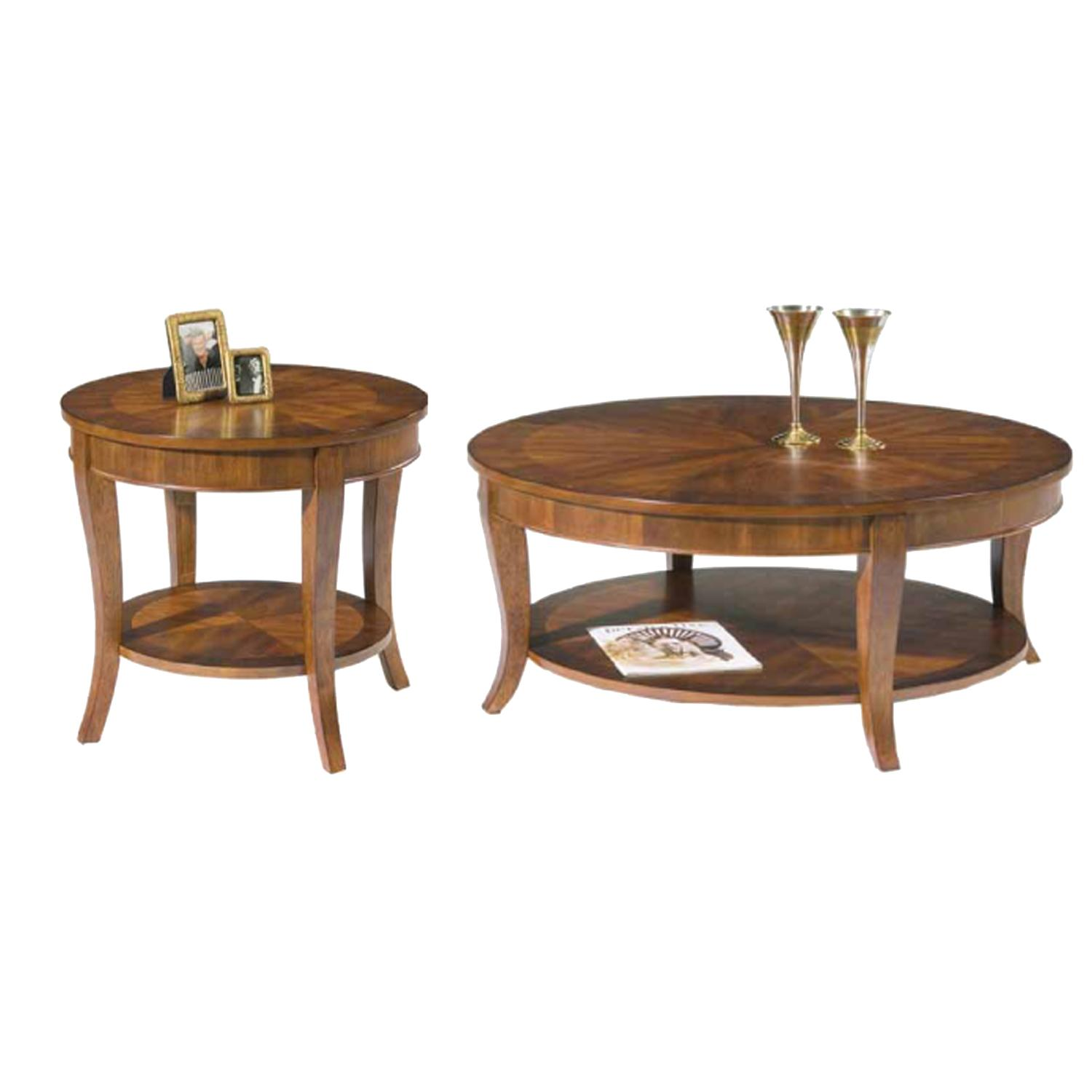 Liberty Furniture Bradshaw 3 Piece Occasional Table Set - Item Number: 748-OT1010-2x20