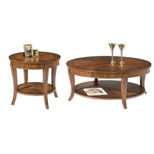 Liberty Furniture Bradshaw 3 Piece Occasional Table Set