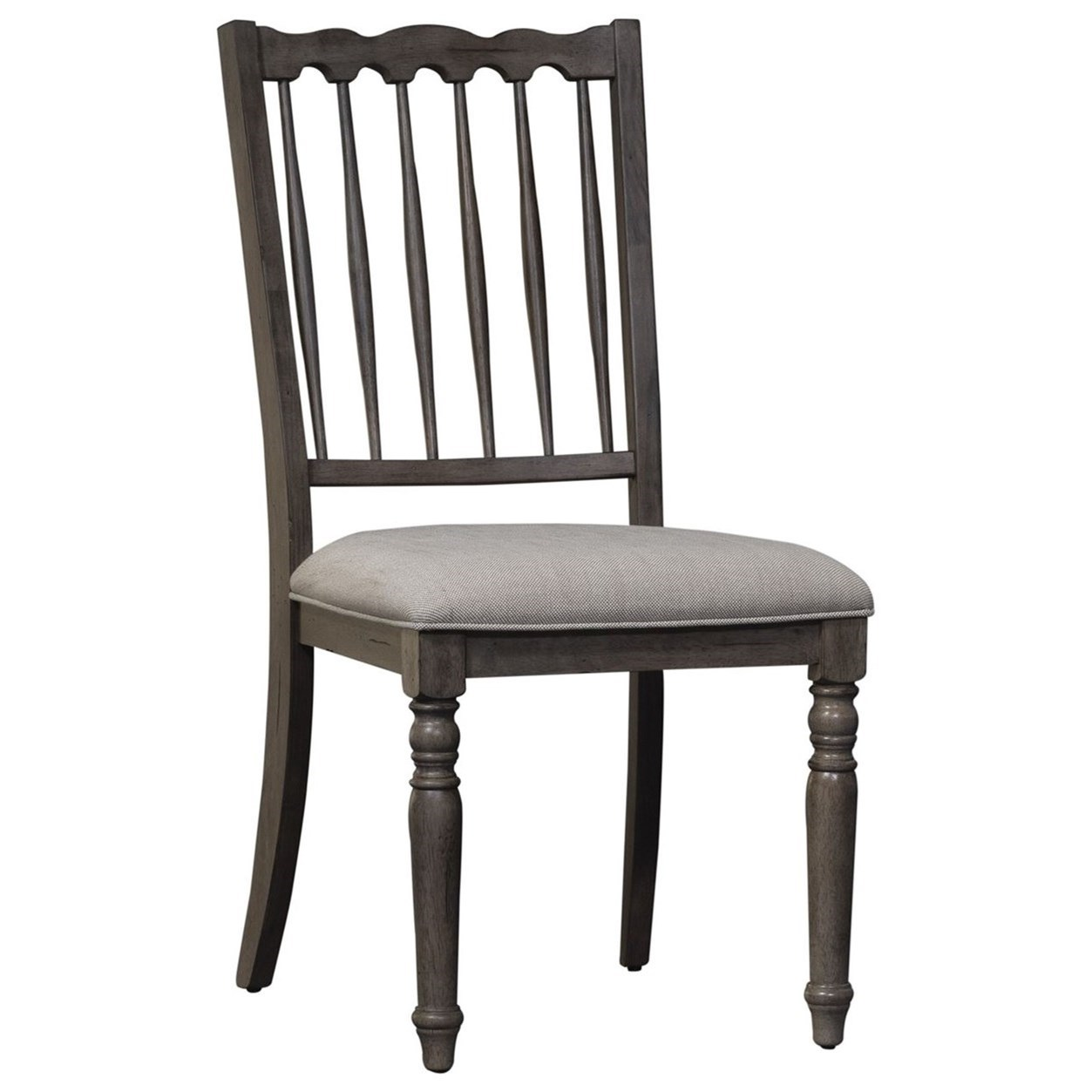 Brandywine Side Chair by Liberty Furniture at Northeast Factory Direct