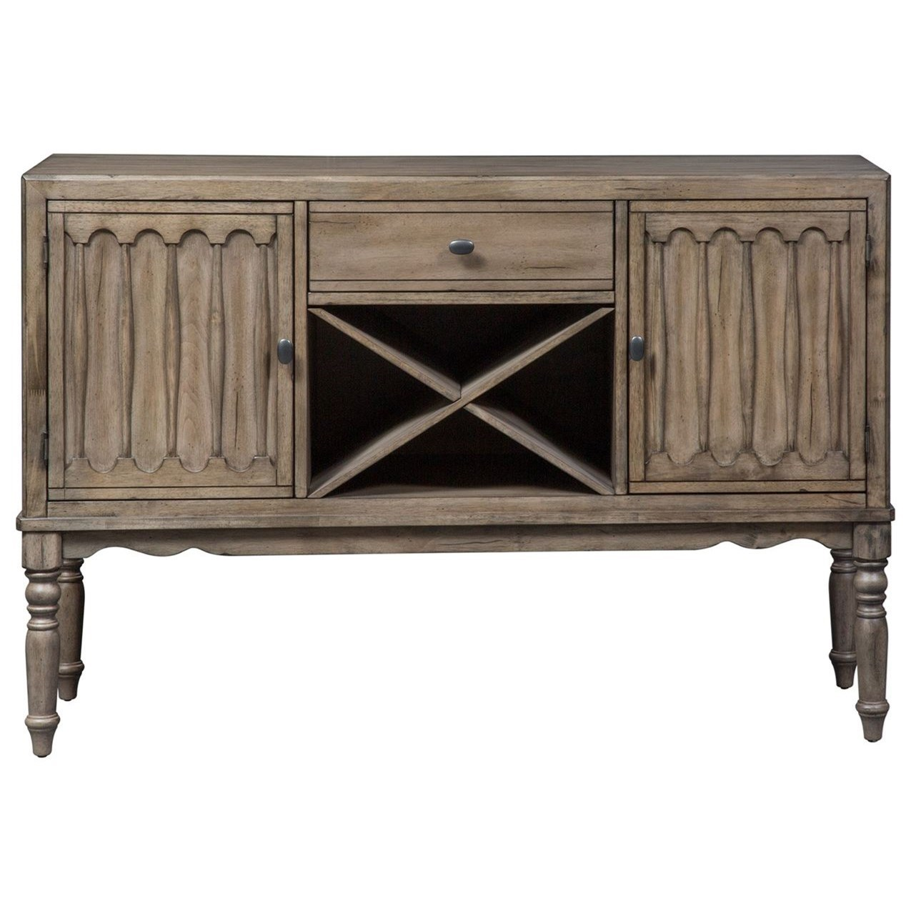 Brandywine Sideboard by Liberty Furniture at Northeast Factory Direct