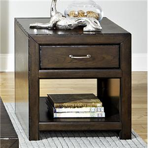 Liberty Furniture Brayden End Table
