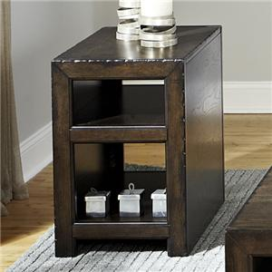 Liberty Furniture Brayden Chairside Table