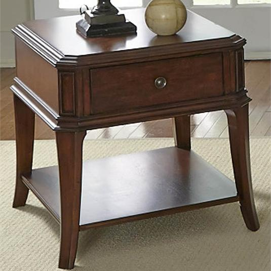 Liberty Furniture Brighton Park End Table - Item Number: 363-OT1020