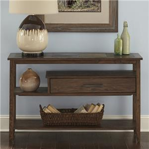 Liberty Furniture Brookstone Sofa Table