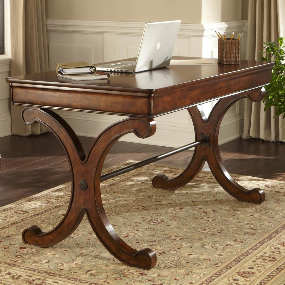 Brookview Writing Desk by Libby at Walker's Furniture