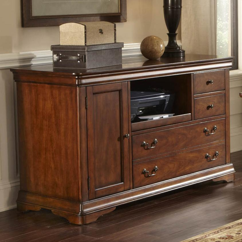 Liberty Furniture Brookview Credenza - Item Number: 378-HO121