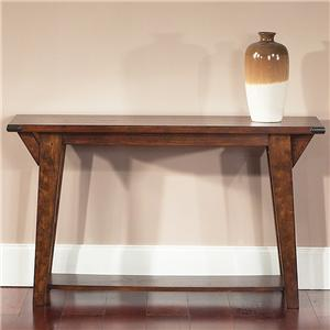 Vendor 5349 Cabin Fever Sofa Table