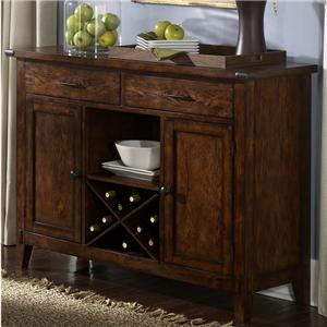 Liberty Furniture Cabin Fever Server