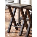 Liberty Furniture Caldwell Counter Height Stool - Item Number: 117-B000124