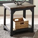 Liberty Furniture Caldwell Occ End Table - Item Number: 117-OT1020