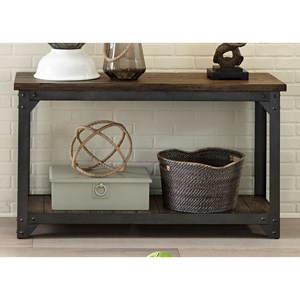 Liberty Furniture Caldwell Occ Sofa Table