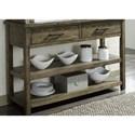 Liberty Furniture Caldwell Dining Server - Item Number: 117-SR5636
