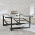Liberty Furniture Calypso Square Cocktail Table - Item Number: 130-OT1010