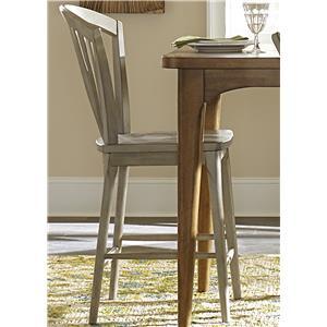Vendor 5349 Candler Windsor Counter Chair