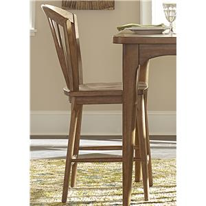 Vendor 5349 Candler Windsor Counter Chair