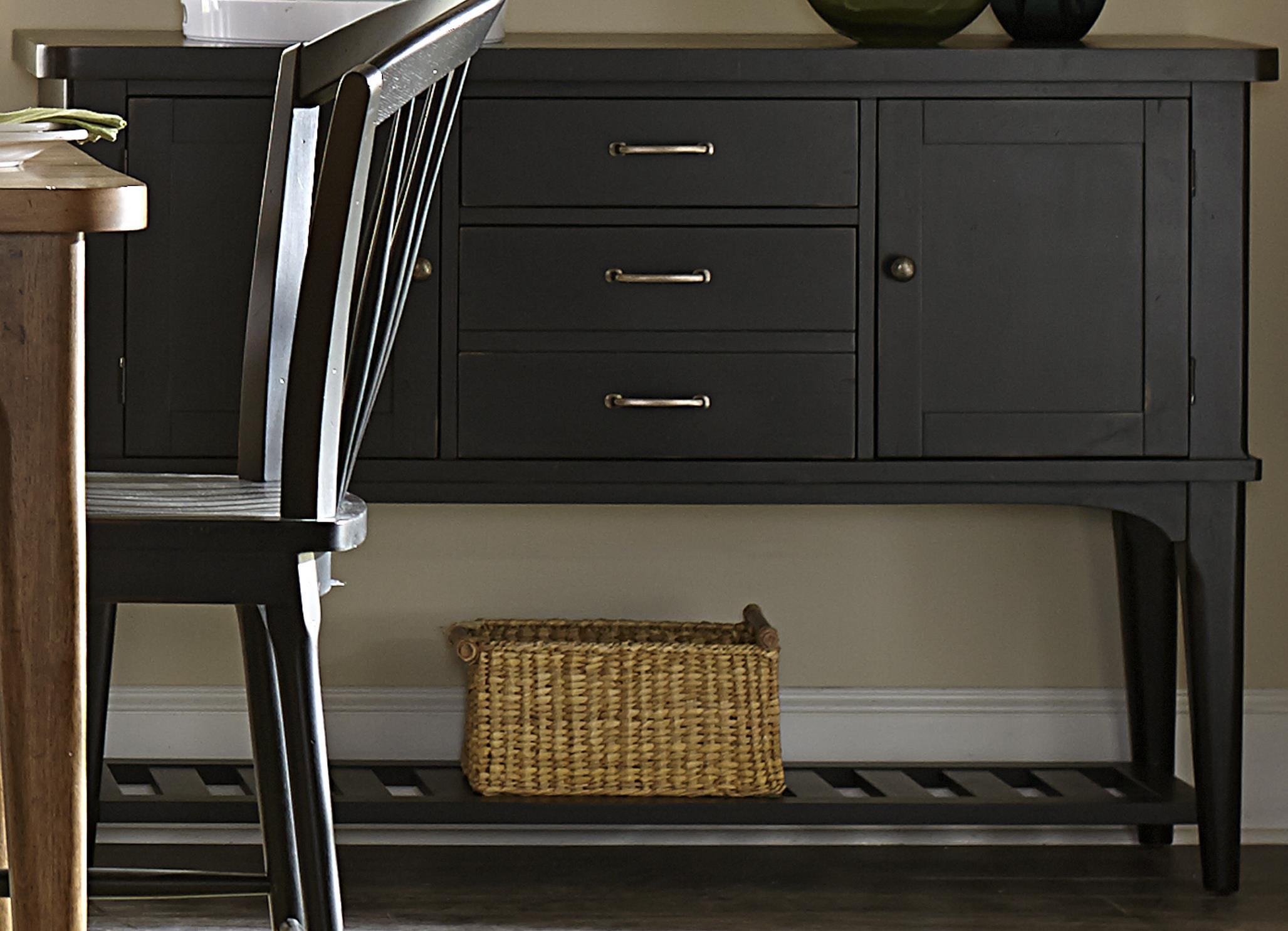 Liberty Furniture Candler Server - Item Number: 223-SR5638-B