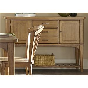 Liberty Furniture Candler Server